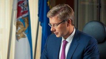 Мэра Риги Нила Ушакова задержали после обысков