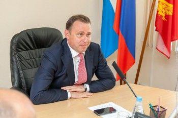 Пинаев назвал имя нового начальника управления по физической культуре