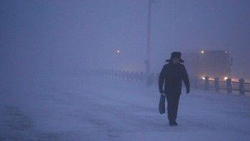 В Свердловской области похолодает до –35 градусов