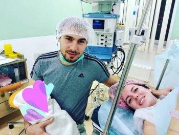 У уральского биатлониста Антона Шипулина родилась дочка