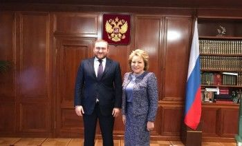 Матвиенко заявила об отсутствии в Совфеде сенаторов «с сомнительным прошлым или настоящим»