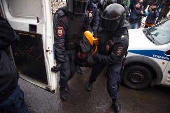 Участницу «Марша материнского гнева» вПетербурге оштрафовали на250 тысяч рублей