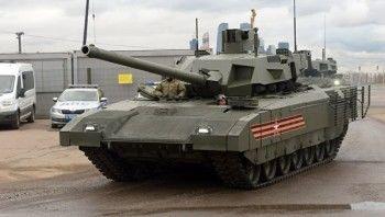 «Уралвагонзавод» отправит первые серийные «Арматы» ввооружённые силы России