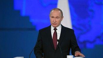 Путин предложил ввести ипотечные каникулы для лишившихся дохода граждан