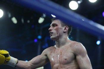 Боксёр из Нижнего Тагила Никита Кузнецов победил в бою филиппинца Вергилия Путона