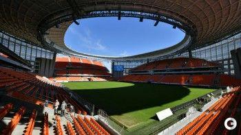 «Екатеринбург Арена» выбыла изборьбы зазвание лучшего стадиона вмире