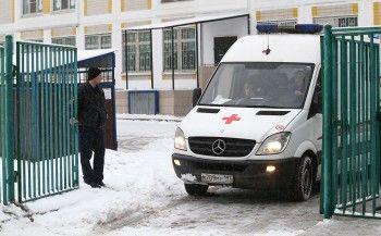 В московской школе произошла массовая драка третьеклассников, пострадали трое