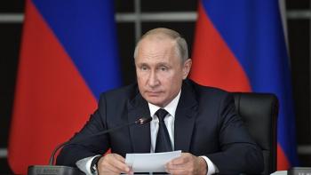 Путин подписал указ о приостановке ДРСМД