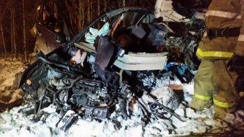 В массовой аварии под Екатеринбургом погибли два человека