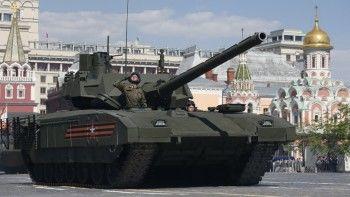 Выпускаемый «Уралвагонзаводом» танк «Армата» оборудовали санузлом