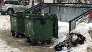 В Рязани мать выбросила в мусорку новорождённого сына