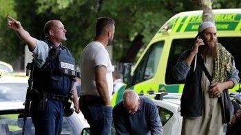 Вдвух мечетях Новой Зеландии открыли стрельбу, погибли 27 человек