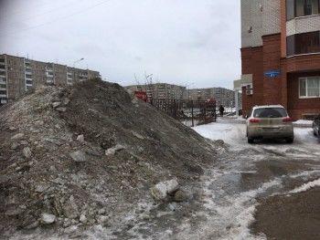 Владислав Пинаев в субботу проверит, как вывозится снег из дворов