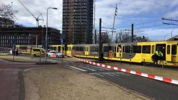 В голландском Утрехте произошла стрельба, есть раненые