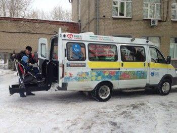 «Таксисты отказываются возить ребёнка-инвалида». Социальное такси фонда «Живи, малыш» совершило первые поездки по Екатеринбургу
