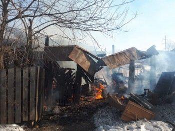 В Нижнем Тагиле мужчина погиб в пожаре в свой день рождения