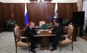 Путин отправил в отставку главу Калмыкии. Врио главы стал кикбоксёр Бату Хасиков