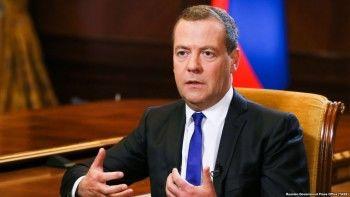 Медведев анонсировал мораторий на изменение налогового законодательства