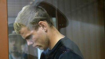 Футболист Александр Кокорин пожаловался в ЕСПЧ на условия в СИЗО