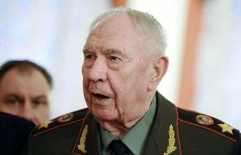 Суд Вильнюса заочно осудил экс-министра обороны СССР Дмитрия Язова на10 лет тюрьмы