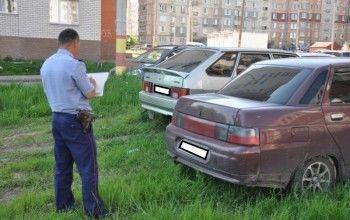 Областная ГИБДД предложила создать специальный орган власти для штрафов за парковку на газоне