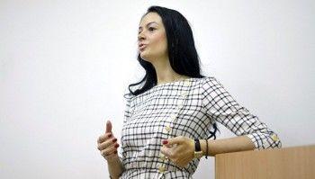 Ольга Глацких устроилась на должность замдиректора ДИВС «Уралочка»