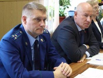 Экс-прокурор Тавды возглавил прокуратуру Пригородного района