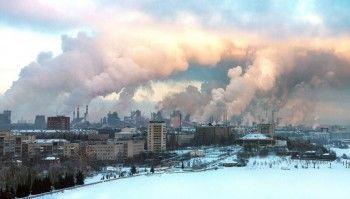 Россия заняла восьмое место врейтинге стран посмертности из-за загрязнения воздуха