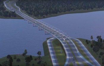 Мост через Тагильский пруд построят к 31 июля 2022 года