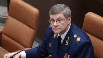 Генпрокурор Юрий Чайка оценил ущерб от коррупции в России за 2018 год в 65,7 миллиарда рублей