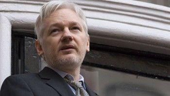Джулиан Ассанж задержан в Лондоне после отказа Эквадора в убежище