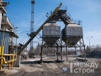 В Нижнем Тагиле модернизируют асфальтный завод для участия в многомиллиардном нацпроекте БКАД (ФОТО, ВИДЕО)
