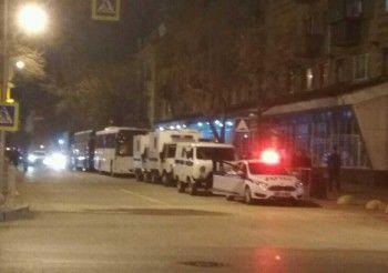 В Тюмени введён режим контртеррористической операции