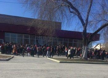 В Екатеринбурге из-за сообщения о бомбе эвакуировали школу №119