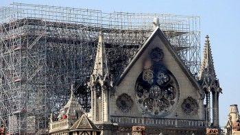 Стоимость восстановления собора Парижской Богоматери оценили в €1 млрд