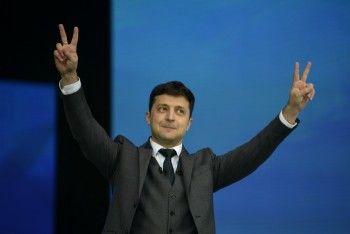 У Зеленского — 73%: ЦИК Украины опубликовал данные подсчёта 66% голосов