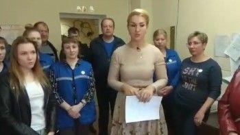 Сотрудники скорой помощи вНовгородской области объявили итальянскую забастовку (ВИДЕО)
