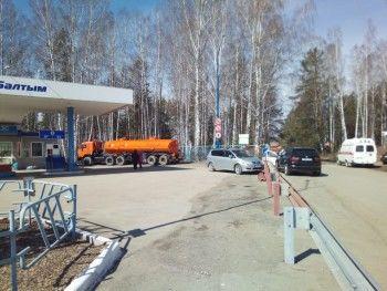 В Верхней Пышме общественник облил себя бензином в знак протеста против действий чиновников и ГИБДД