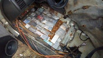 В колонию Нижнего Тагила пытались провезти 70 телефонов (ВИДЕО)