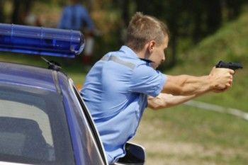 Погоня за пьяным водителем в Верхней Салде попала на видео