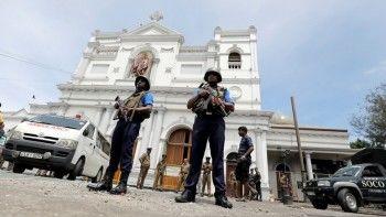 ИГ взяло на себя ответственность за теракты на Шри-Ланке