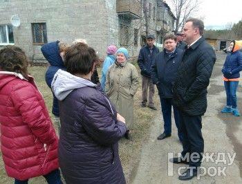 Жители Новой Кушвы просят мэрию Нижнего Тагила спасти два проблемных дома
