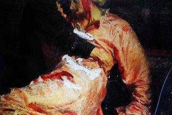 Вандала, повредившего картину «Иван Грозный исын его Иван», приговорили к2,5 годам колонии