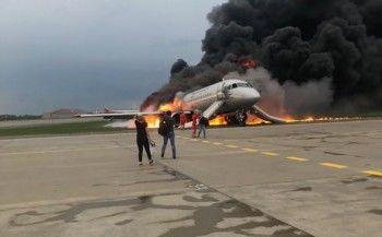 В авиакатастрофе в Шереметьево погиб 41 человек