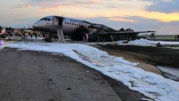 НаChange.org появилась петиция запретить полёты самолётов Sukhoi Superjet 100 вРоссии