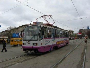 В Нижнем Тагиле с 7 по 9 мая изменится расписание трамваев