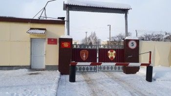 Солдат-срочник из Нижнего Тагила погиб от огнестрельного ранения в воинской части Росгвардии в Новоуральске