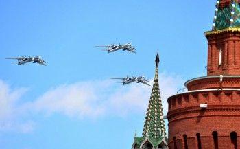 Минобороны отменило воздушную часть парада Победы в Москве