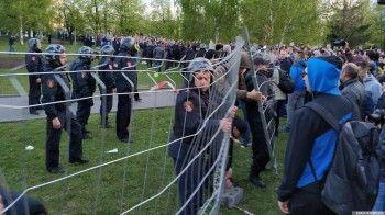 Источник: Полицейских из Нижнего Тагила отправили в Екатеринбург для разгона протестующих