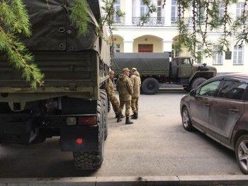СМИ: В Екатеринбург приехали отряды спецназа Росгвардии из Нижнего Тагила и Челябинска